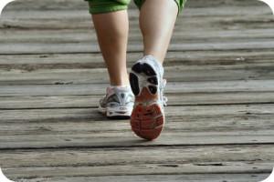 Aktive Bewegung für ein gesundes Gleichgewicht