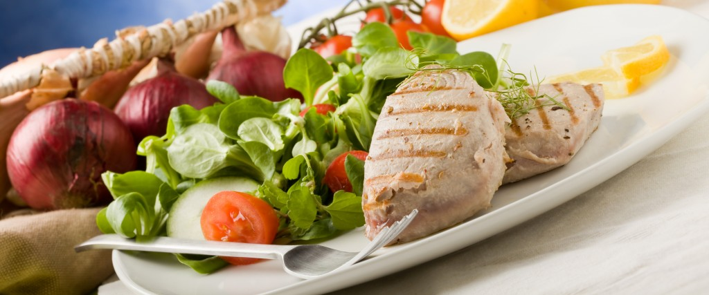 Fisch mit Tomate und Basilikum Rezept