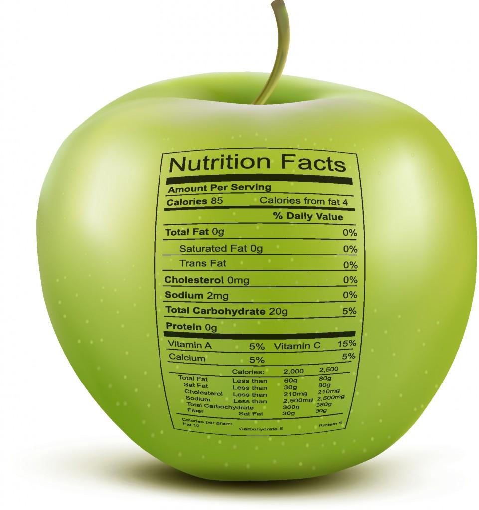 Apfel Nährwert 961x1024 - Knochenstoffwechsel und Mineralienstoffwechsel