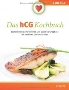 hCG-Stoffwechselkur Rezeptebuch