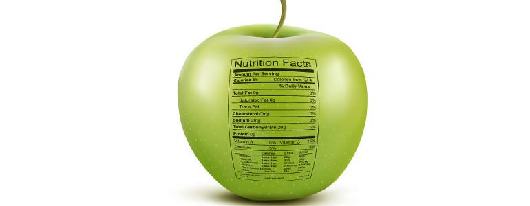 Apfel Nährwert lang - Knochenstoffwechsel und Mineralienstoffwechsel