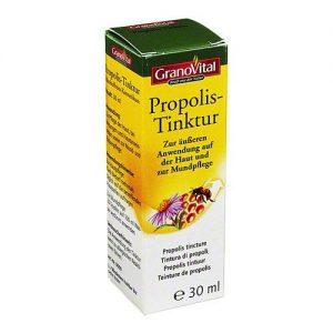 Bergland Propolis Tinktur 300x300 - Propolis - Anwendung, Inhaltsstoffe, Wirkung