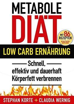 Low Carb Diaet Buch - Metabole Diät – Abnehmen möglich?