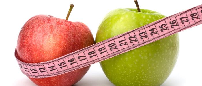Obst gehört zur metabolen Diät