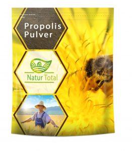 Naturtotal Propolis Pulver 262x300 - Propolis - Anwendung, Inhaltsstoffe, Wirkung