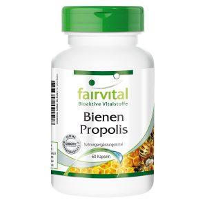 Propolis Kapseln fairvital 300x300 - Propolis - Anwendung, Inhaltsstoffe, Wirkung