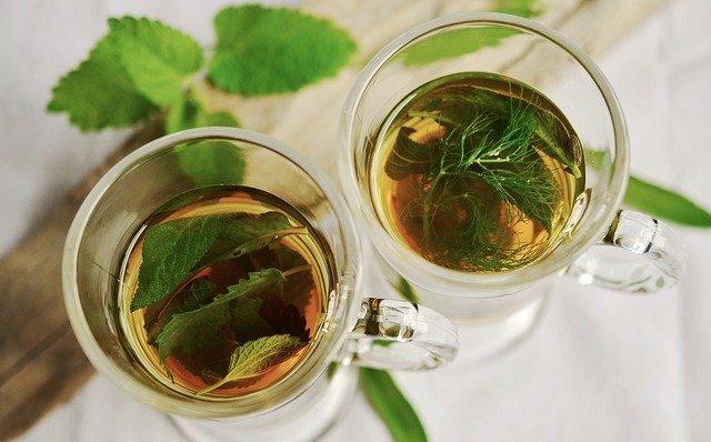 kraeuter tee - Stoffwechsel-Tee zum Abnehmen
