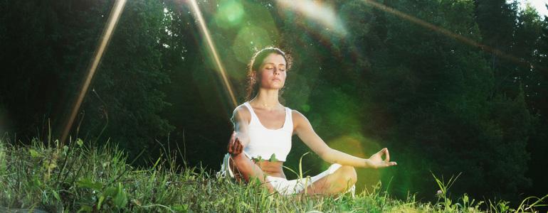 Meditieren entspannung verdauung anregen