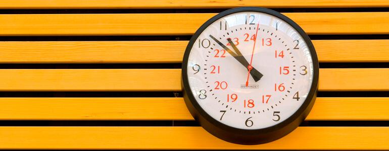 Auch schnell abnehmen braucht Zeit
