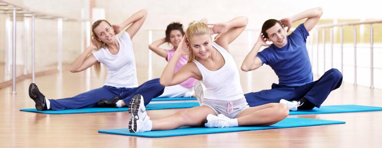 Sport für schnelles abnehmen