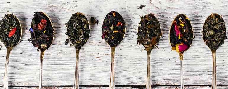 Stoffwechsel anregen mit grünem Tee
