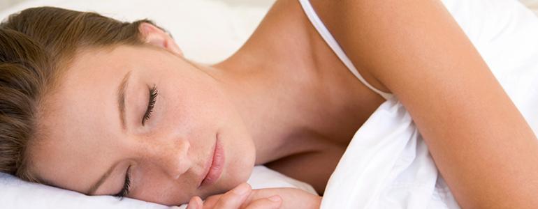 gut schlafen kurbelt den Stoffwechsel an