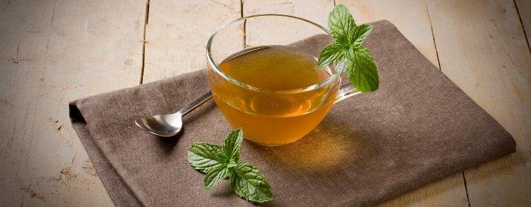 stoffwechsel verlangsamen tee
