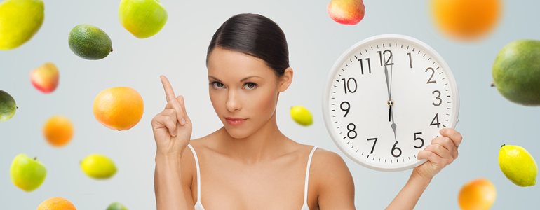 regelmaessige Mahlzeiten sind wichtig fuer den Stoffwechsel