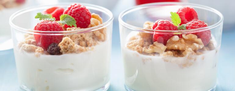 Stoffwechselkur einfaches Frühstück